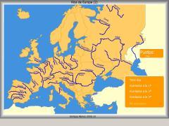 Ríos de Europa. ¿Cómo se llama?