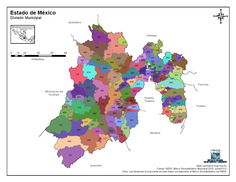 Estados De México: Opiniones De Anexo:Municipios Del Estado De México