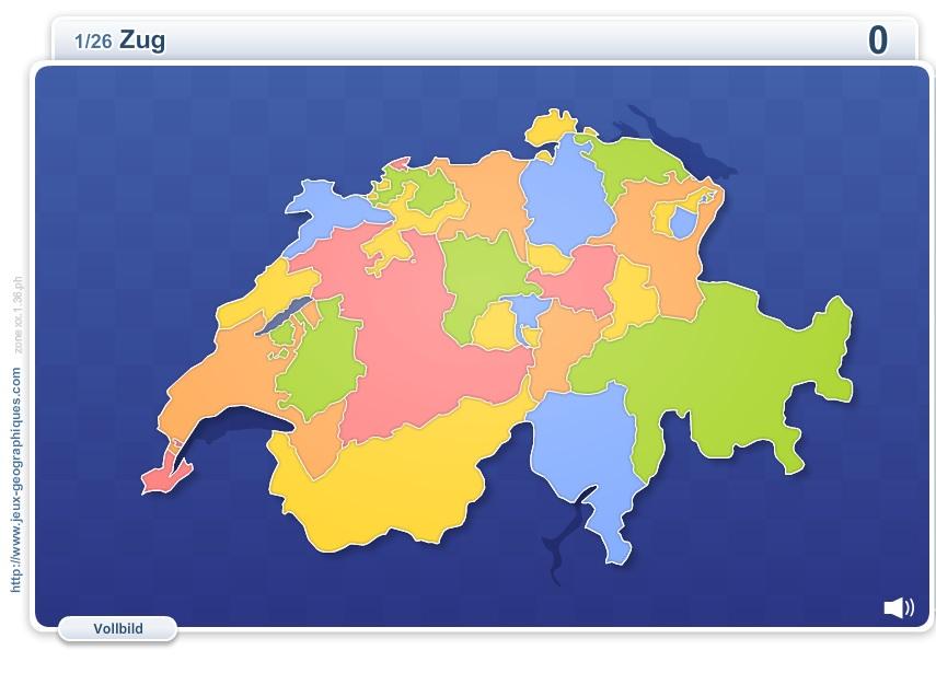 geographie spielen