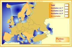 Costas de Europa. ¿Cómo se llama?