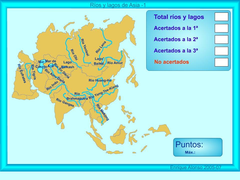 Blog Archive  Recursos tema 10 Ros y lagos de Asia