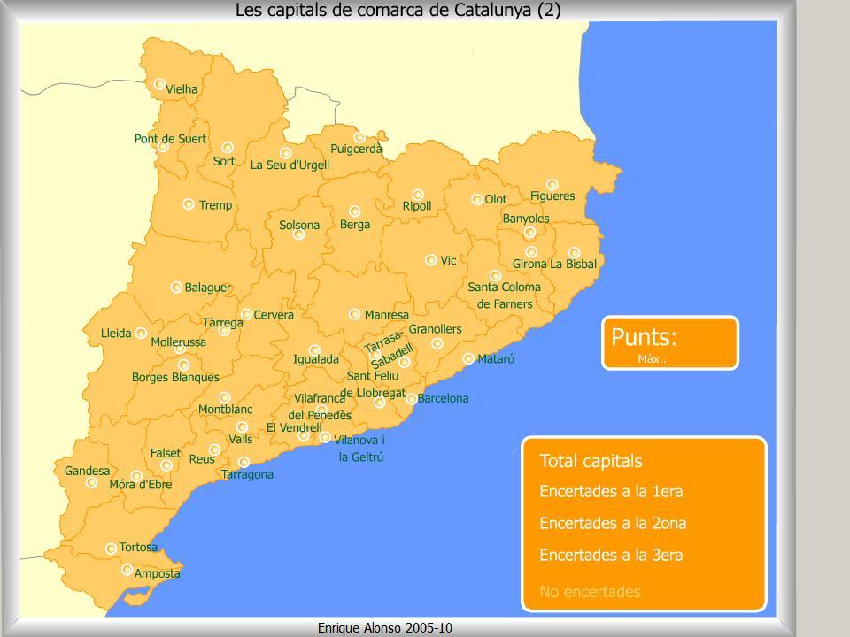 Capitals de comarca. Com es diu?