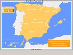 Selección de mapas interactivos de España