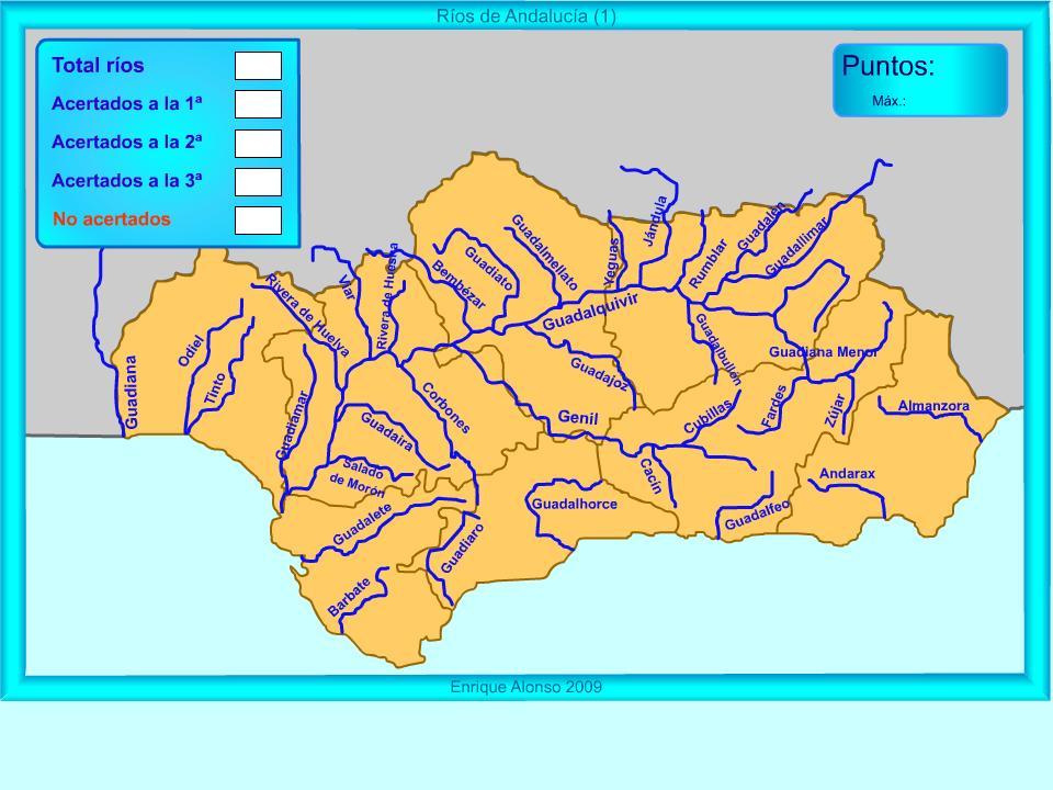 Mapa Rios De Andalucia.Coleydeporte Mapas Rios De Andalucia Y Ejercicio 6 Pagina 53 Conocimiento Del Medio Quinto Primaria Refuerzo Y Ampliacion