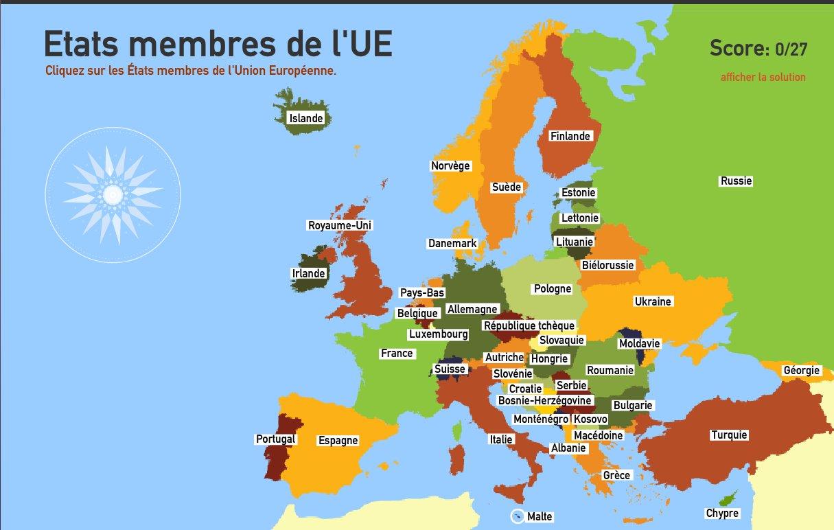 Union europeenne - Info et actualit Union europeenne