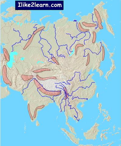 Map Of Asia Jetpunk.Middle East Map Jetpunk
