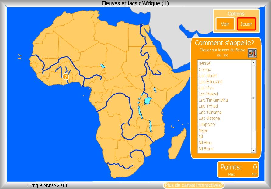 Carte De Lafrique Fleuves.Vous Avez Cherche Carte Des Fleuve En Afrique Avec Le Nom