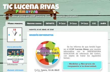 TIC Lucena Rivas