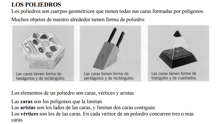 Los cuerpos geométricos (colegio bretón de los herreros)