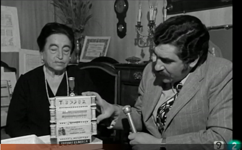 Angela Ruiz Robles, precursora del libro electrónico