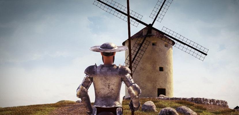 El Ingenioso Hidalgo de Don Quijote de la Mancha. Primera parte (Elmundo.es)