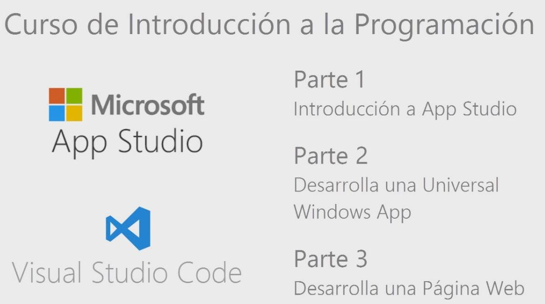 Aprendiendo a programar Aplicaciones Universales de Windows