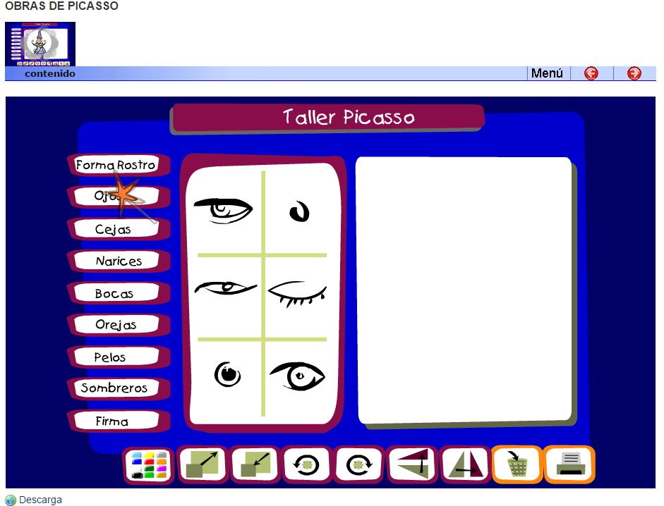 Obras de Picasso (Mestre a Casa)