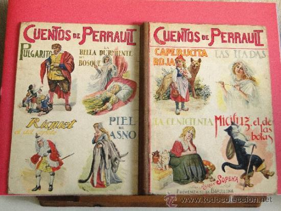 Cuentos de Charles Perrault.  Ciudad Seva