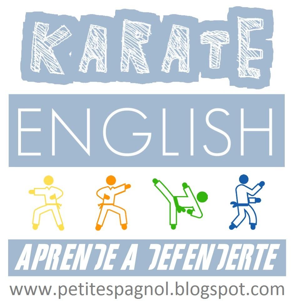 Defiéndete con Karate English
