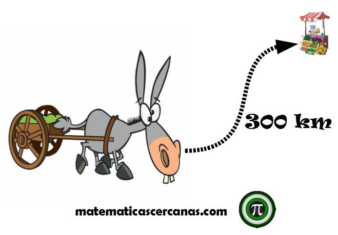 Solución del problema del burro y las zanahorias