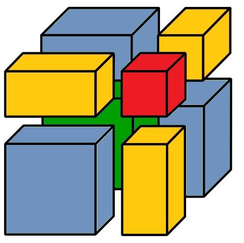 ¡Ya lo pensaba Euclides! Mejor lo dibujamos...