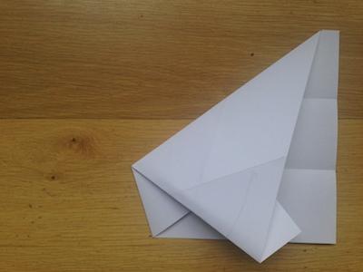 Trisección de un ángulo... ¡con origami!