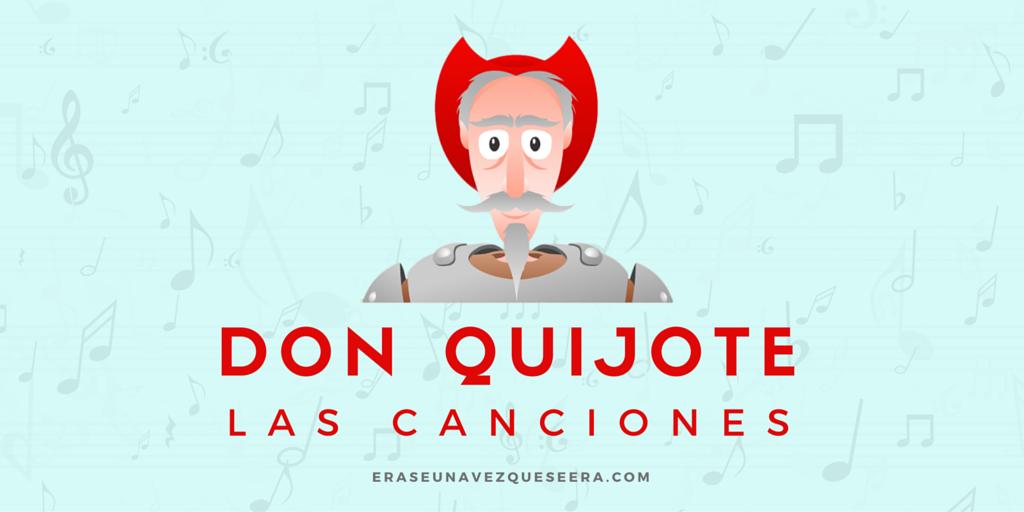 Don Quijote en la canción