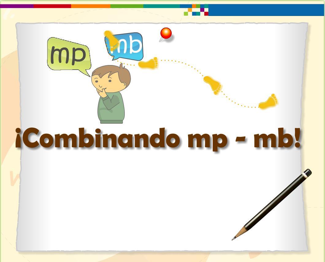 Palabras con mp, mb - edu365.cat
