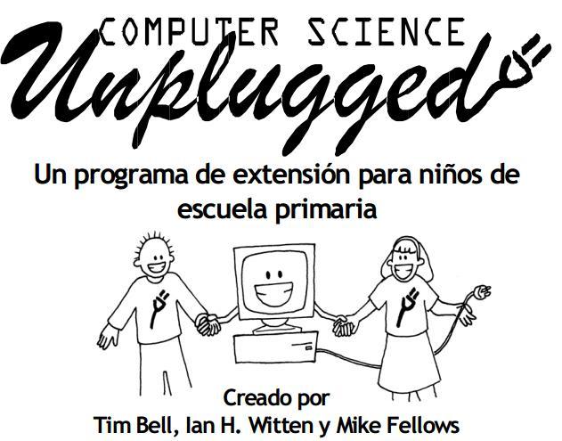 Manual de actividades para enseñar informática sin ordenador ...