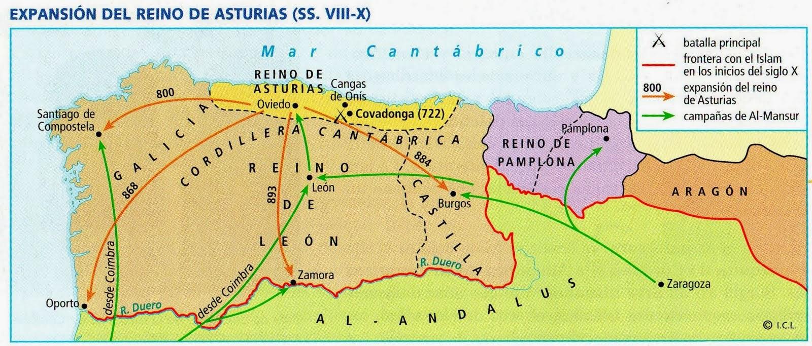 Los primeros reinos cristianos. Una historia de España (VIII)