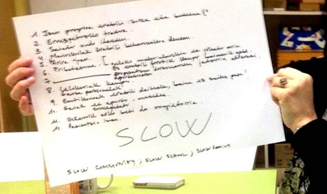 Comunicación y transparencia en una aula de P3 con Edmodo