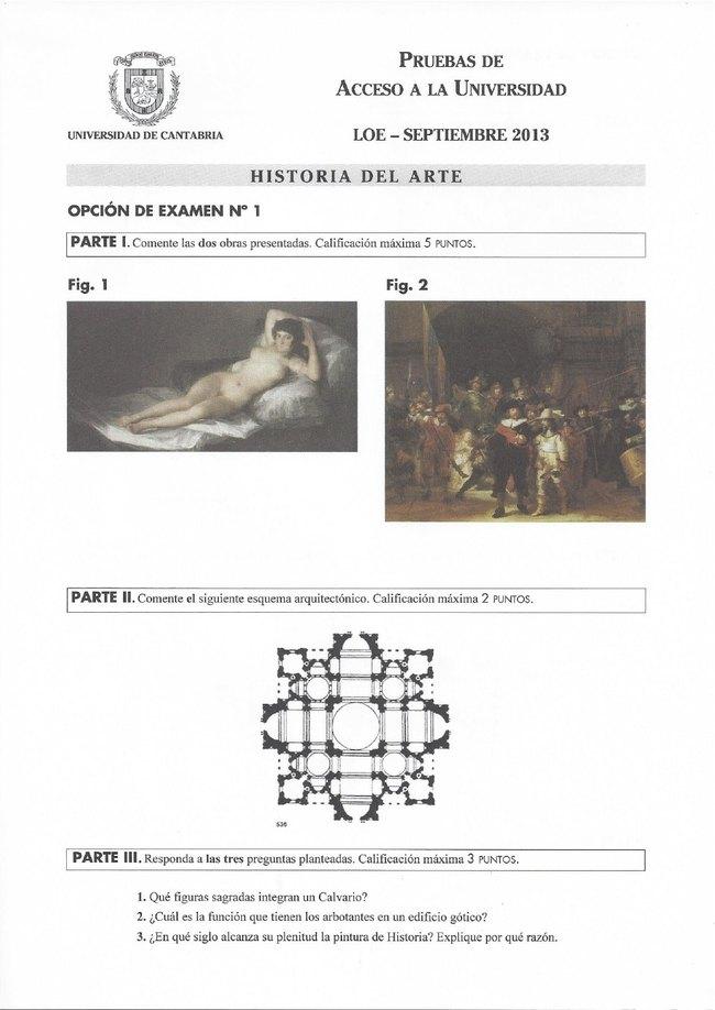 examenes cantabria: