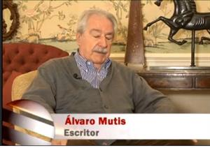 Entrevista a Álvaro Mutis (Cervantestv.es)